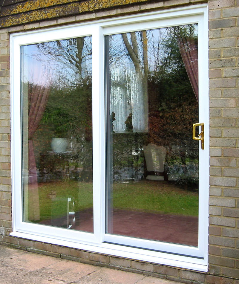 Patio doors marathon windows free online quote for Quality patio doors