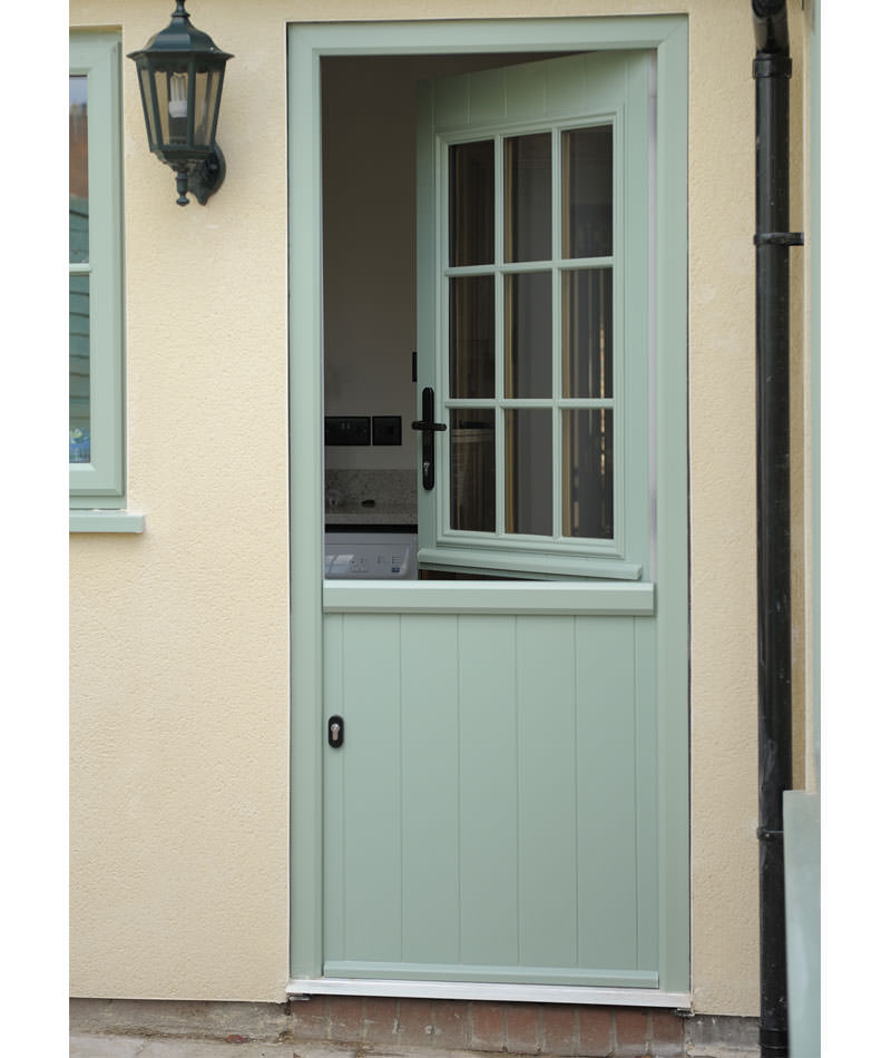 Stable doors epsom coulsdon mitcham surrey upvc doors for White back door
