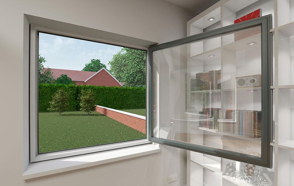 Tilt Open Window : Upvc tilt and turn windows epsom coulsdon surrey