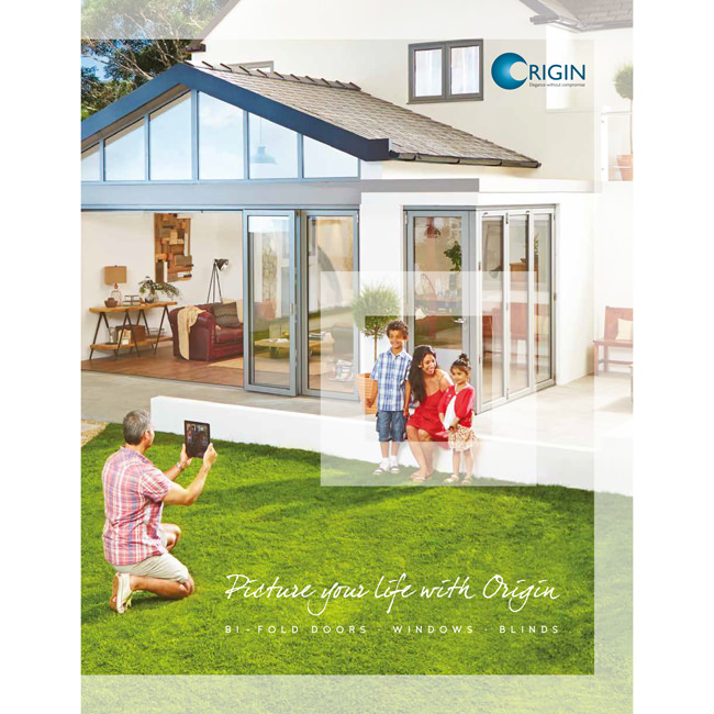 Origin Windows and Doors brochure