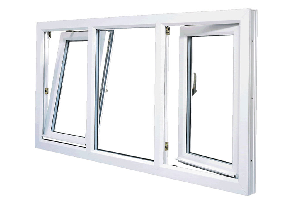 uPVC Tilt and Turn Windows Epsom