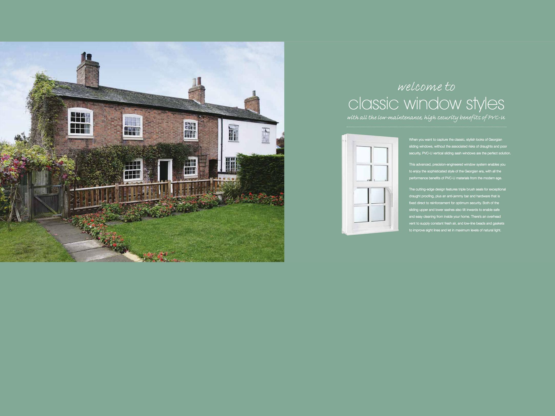 Double Glazing Brochure