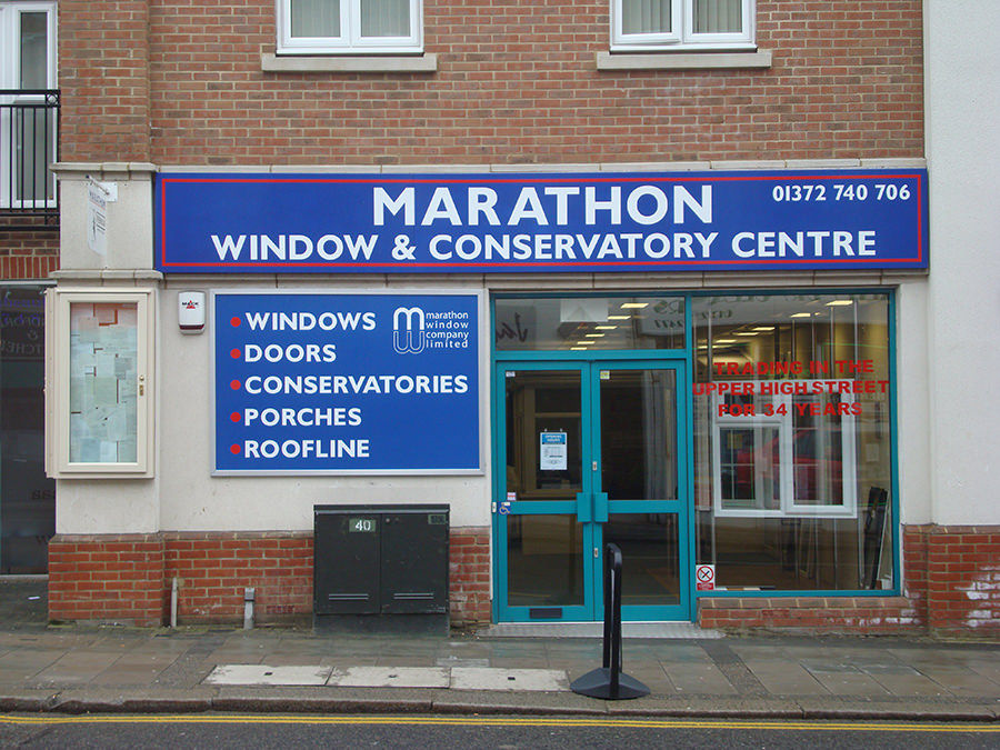 Marathon Windows Double Glazing Surrey