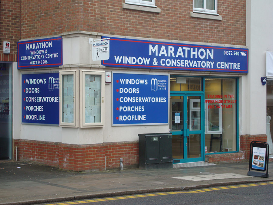 Marathon Windows Double Glazing Surrey