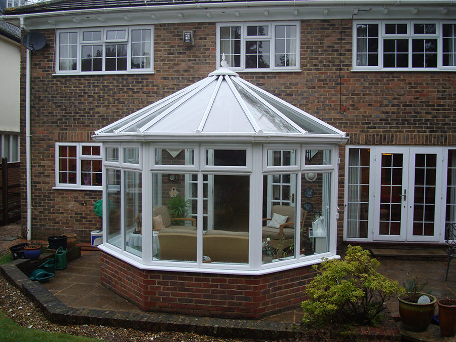 uPVC victorian conservatories in Surrey