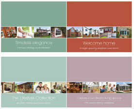 Double Glazing Brochures Surrey