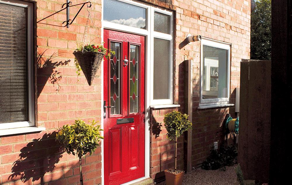 Composite front doors epsom