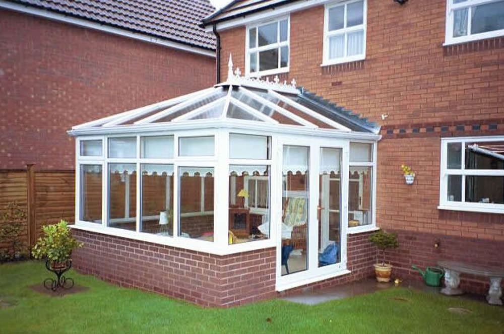 Edwardian conservatories in Surrey