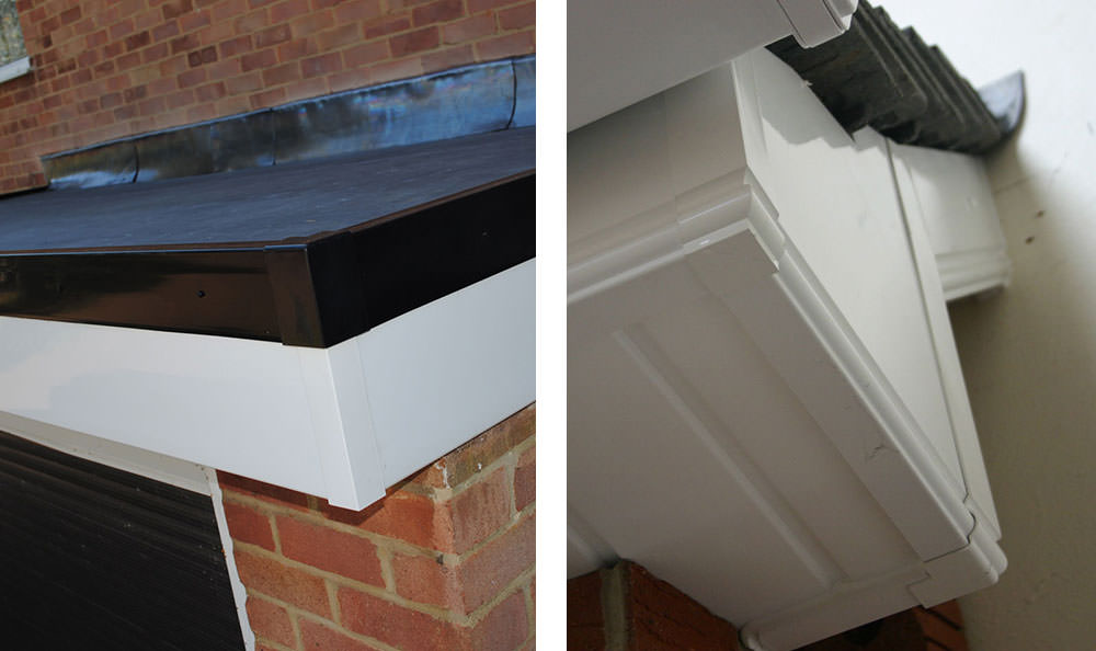 Roofline Fittings Epsom Surrey