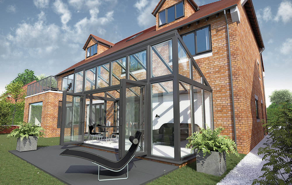 Lean-to conservatories in Surrey