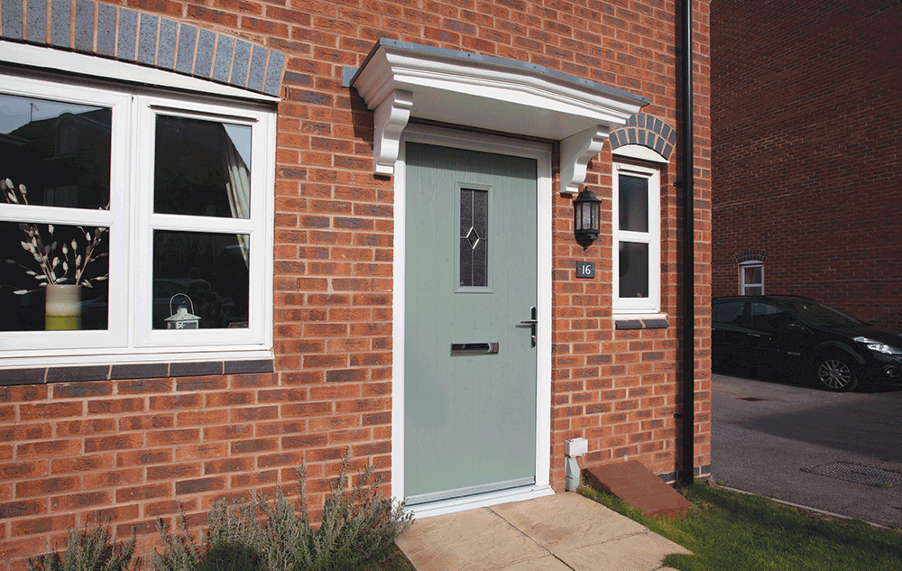 Composite Doors Epsom Surrey External Composite Front Doors