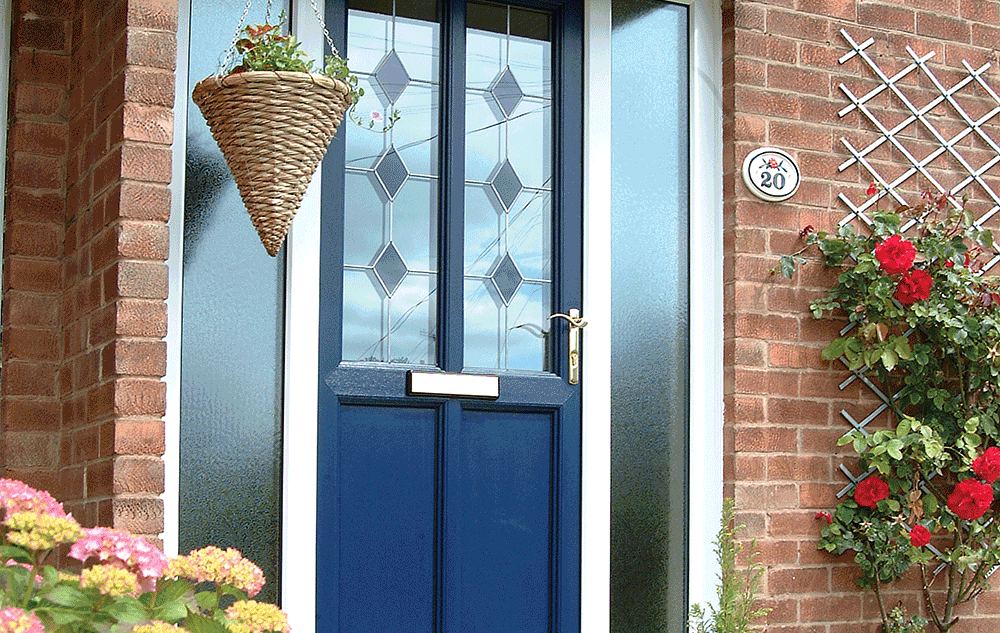 uPVC Front Door Colours