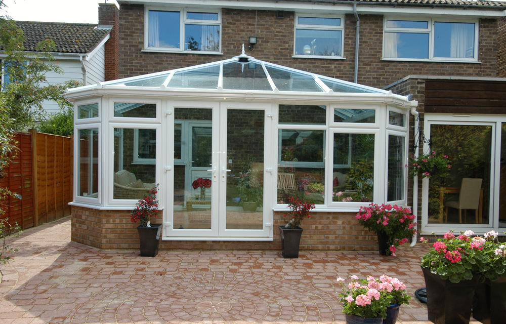 uPVC Home Extension Surrey
