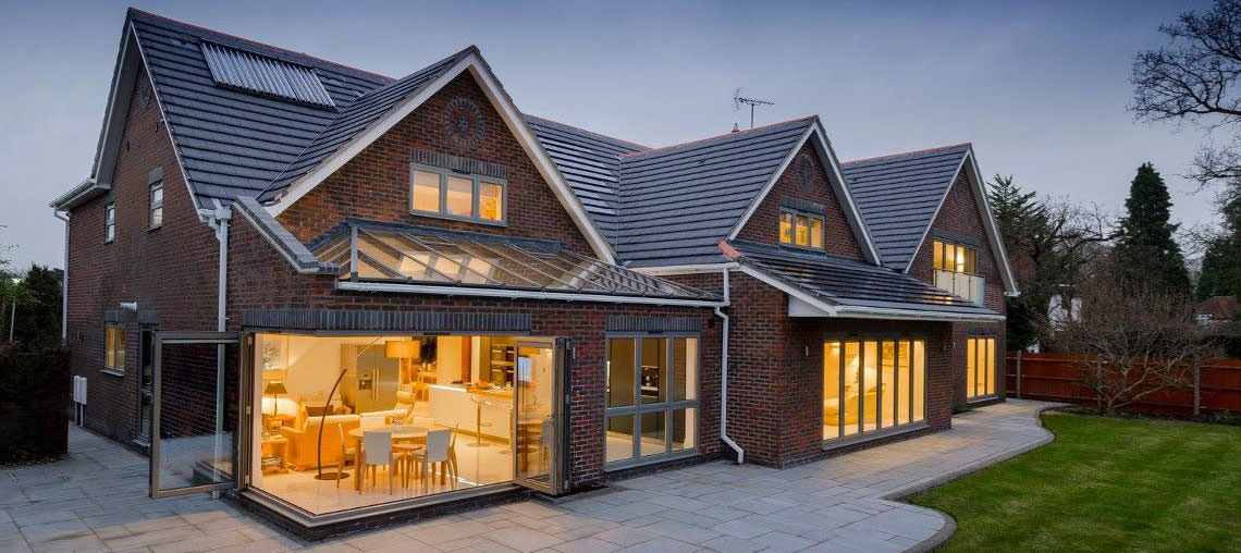 aluminium Bi-fold door Prices Epsom & Aluminium Bi-Fold Doors Epsom | Aluminium Door Prices Surrey | Marathon