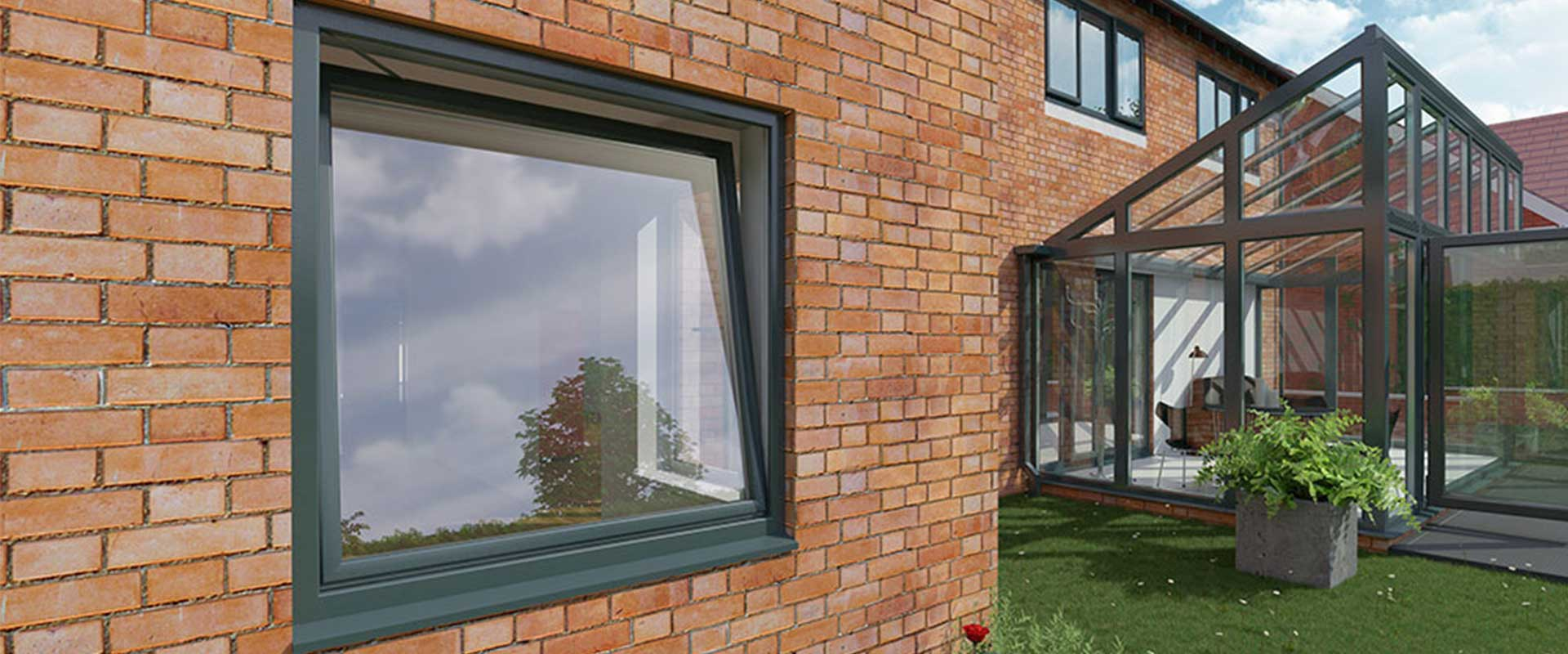 Thermal Efficient Flush Sash Casement Windows Surrey