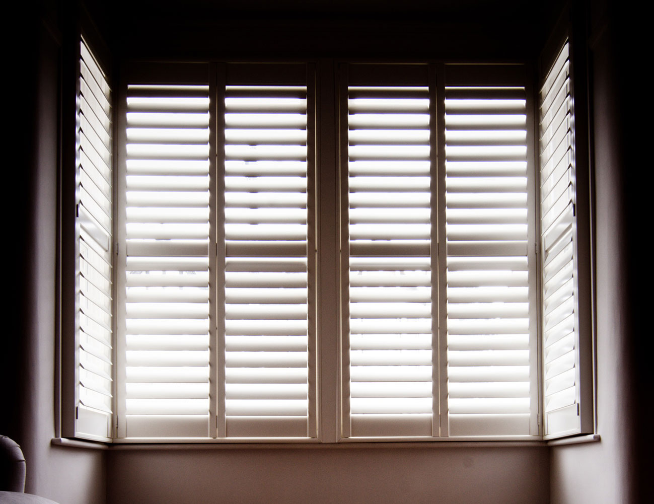 Plantation Shutter Colours