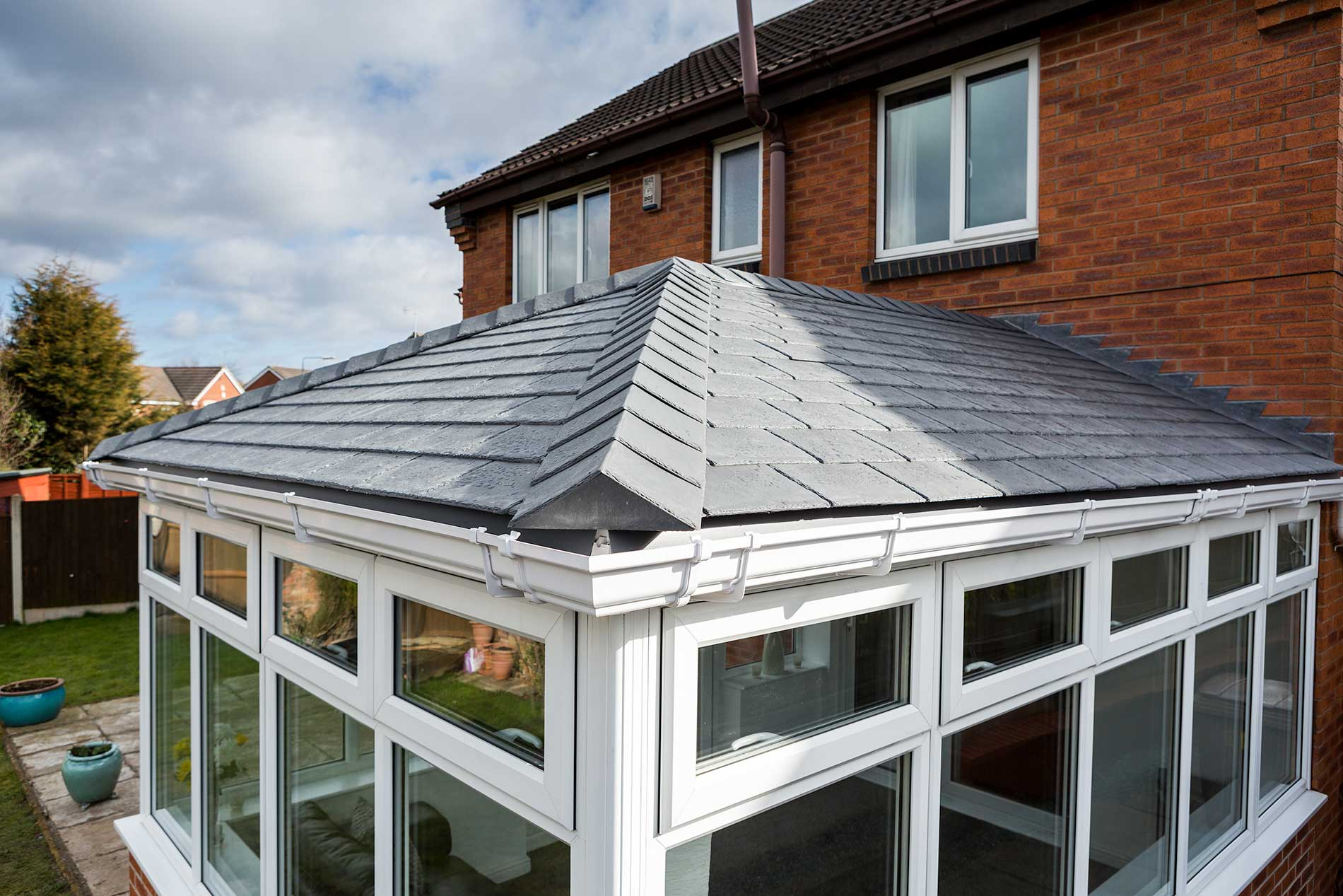 Replacement Conservatory Roof Price Epsom