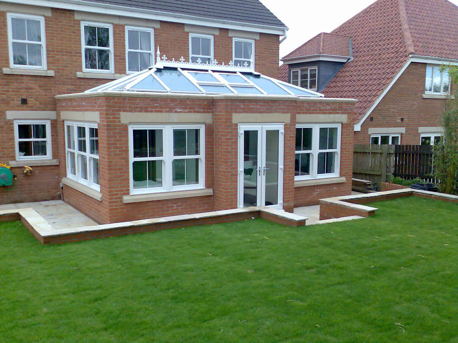 Extensions in Coulsdon